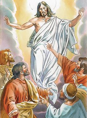 Ascensione di Gesù al cielo