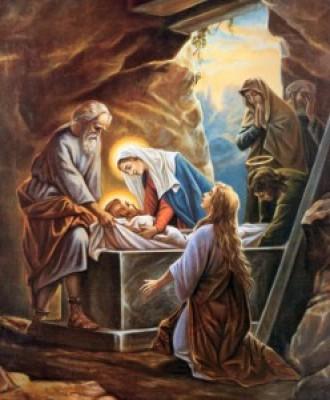 Via Crucis fino a Pasqua - XIV Stazione