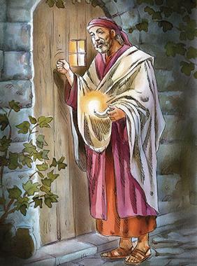 Pregare come figli di Dio