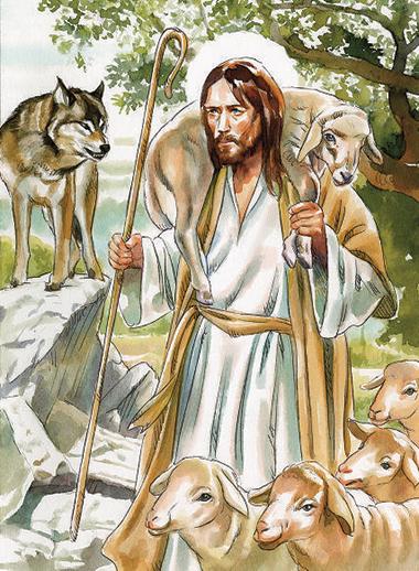 Io sono il buon pastore