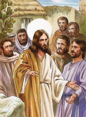 Diventare discepoli di Cristo