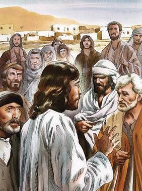 La Trinità s'impegna con gli uomini