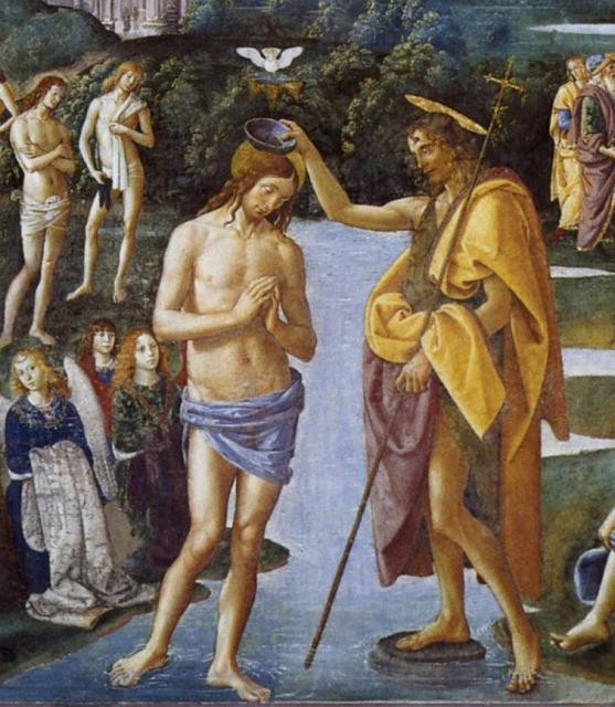 Il Padre ci presenta Gesù