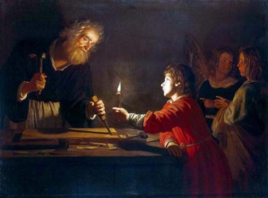 San Giuseppe artigiano