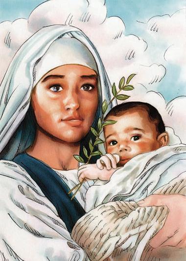 La Madre di Dio