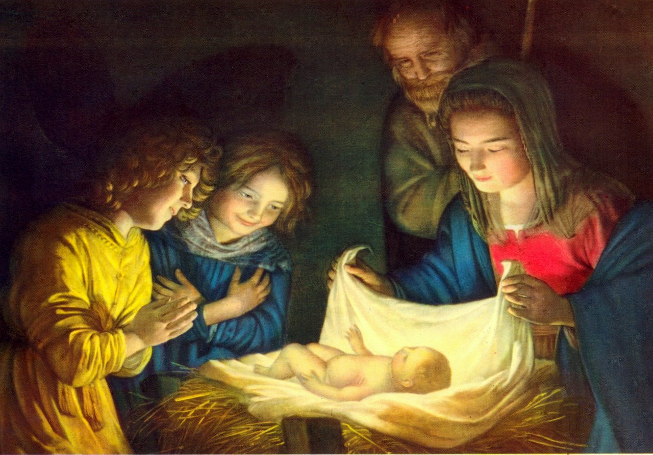 Natale è l'identità cristiana