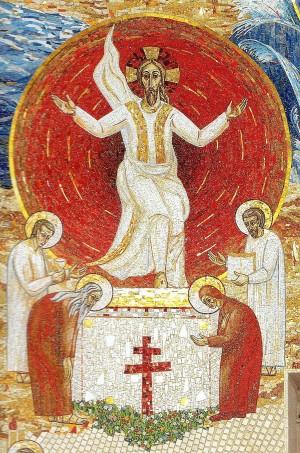 Ascensione del Signore al cielo