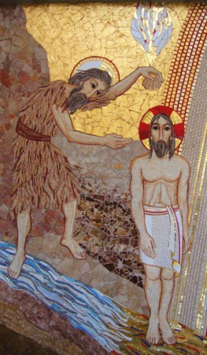 Il Battesimo di Gesù