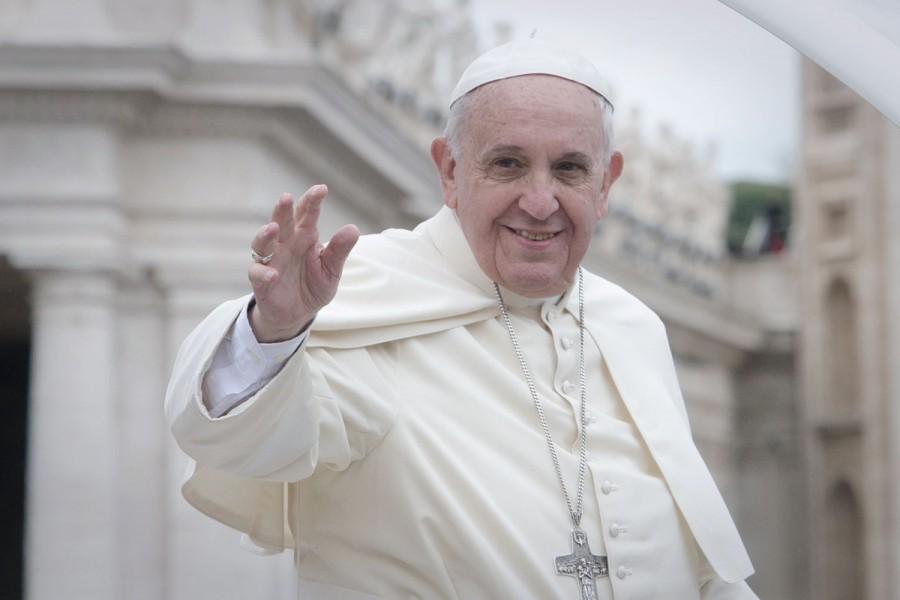 Grazie Papa Francesco